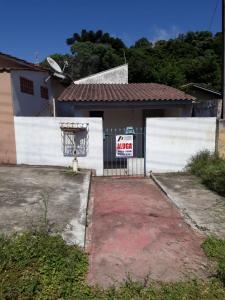 CASA DE ALVENARIA COM 02 QUARTOS BAIRRO CACHOEIRA
